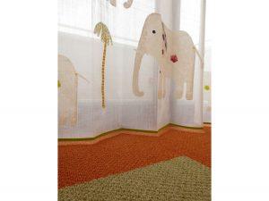 人気の「象さんレース」