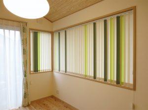 窓の特徴とデザイン性を考えたコーディネート