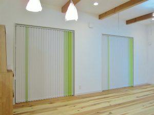 色がお部屋のイメージを確定させます